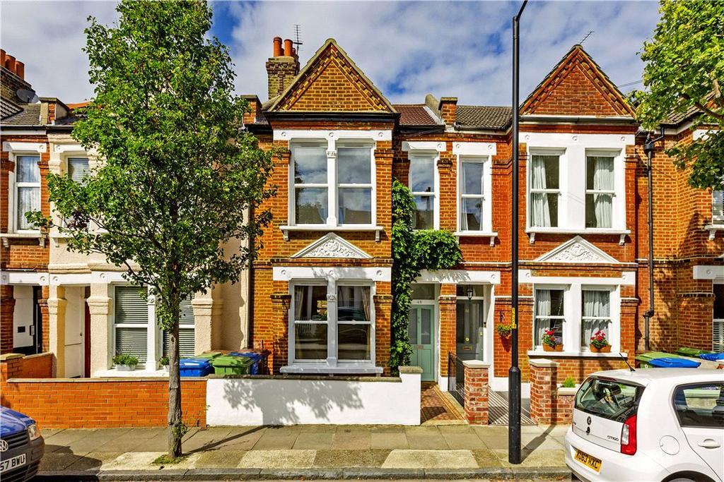3 Bedrooms Terraced House for sale in Pellatt Road, East Dulwich, London, SE22