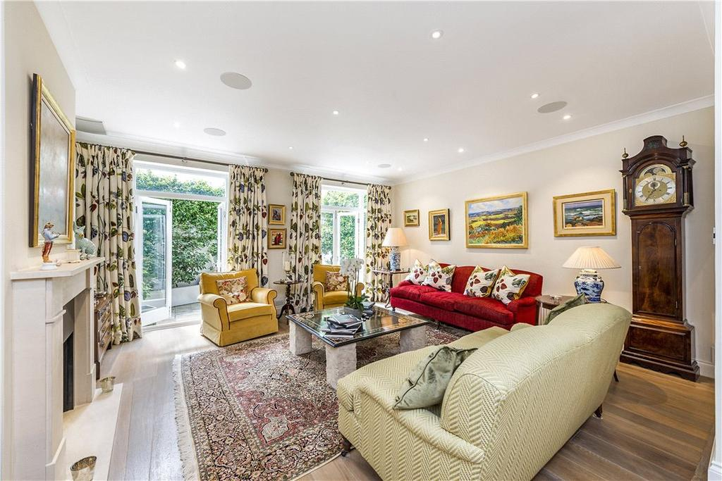 3 Bedrooms Mews House for sale in Ensor Mews, South Kensington, London, SW7