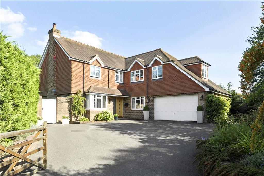 5 Bedrooms Detached House for sale in Shalford Road, Guildford, Surrey, GU4