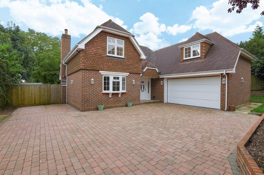 5 Bedrooms Detached House for sale in Wayland Heights Brighton East Sussex BN1
