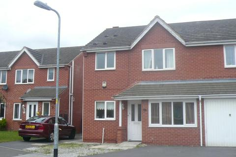 3 bedroom semi-detached house to rent - Wentworth Way, Lincoln, LN6