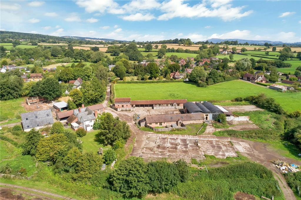Plot Commercial for sale in Yarpole, Leominster, Herefordshire