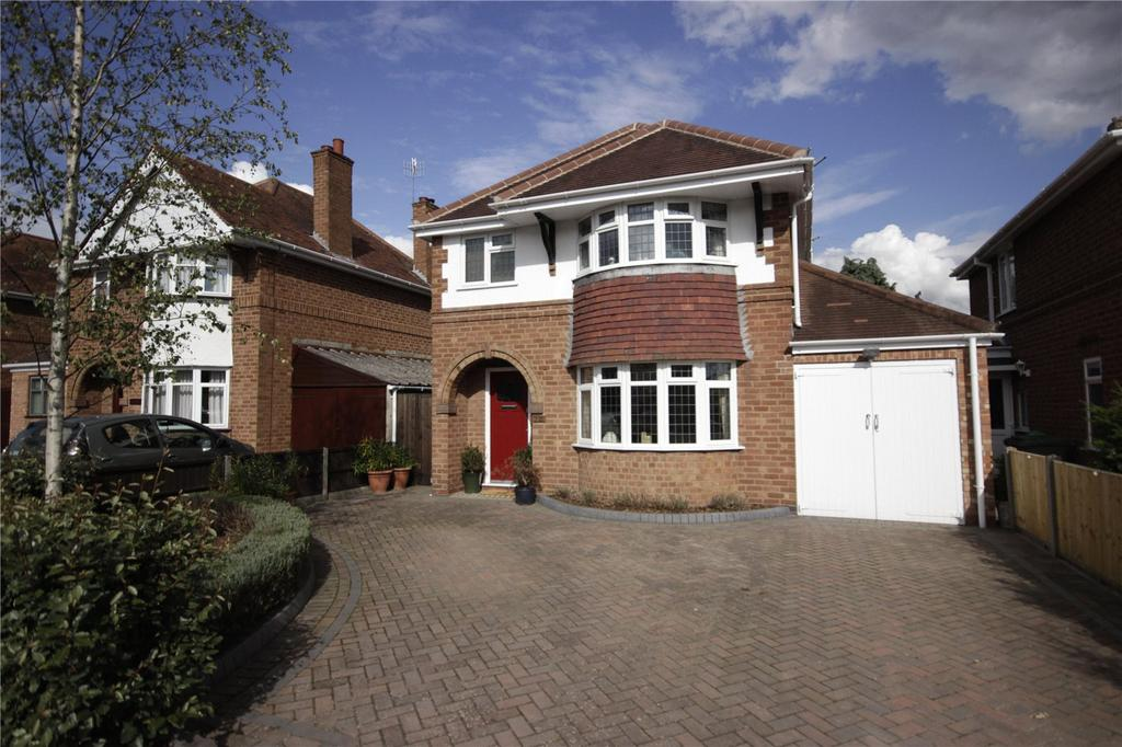 3 Bedrooms Detached House for sale in St Johns, Worcester