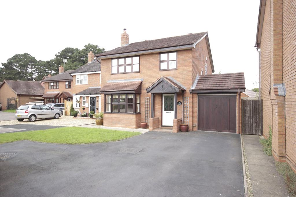 4 Bedrooms Detached House for sale in Powick, Worcestershire