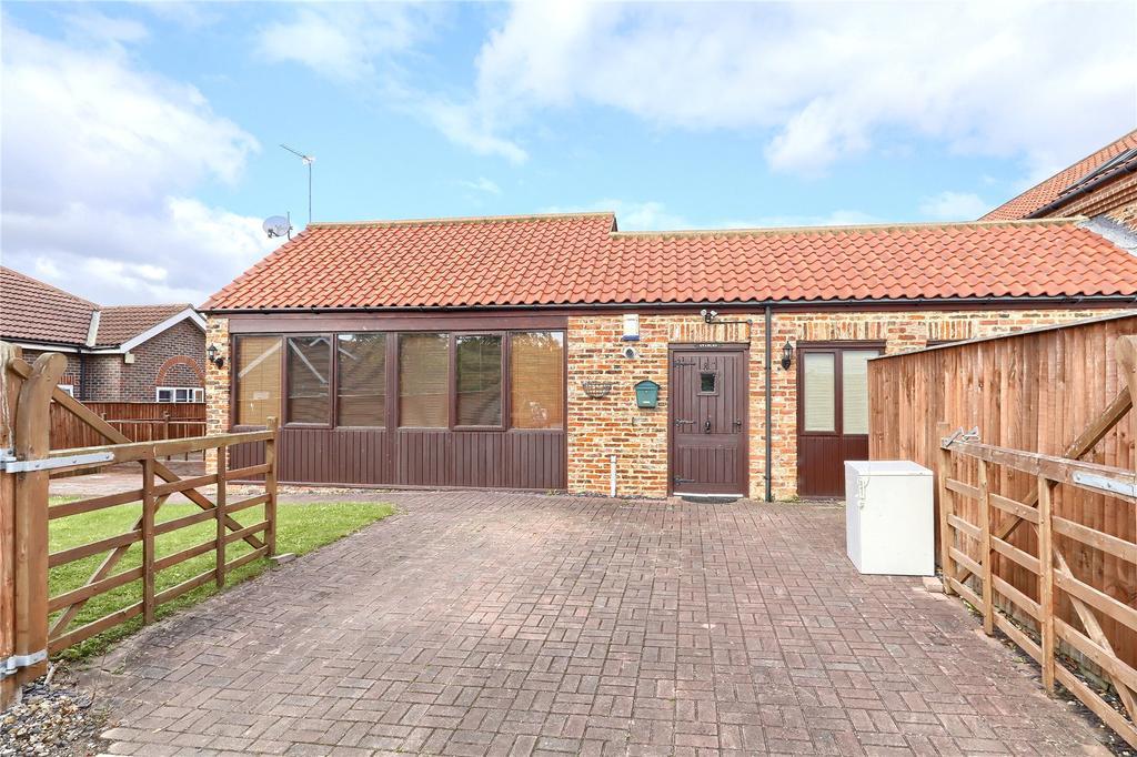1 Bedroom Semi Detached Bungalow for sale in Astbury, Marton