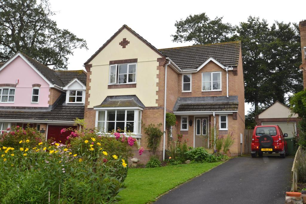4 Bedrooms Detached House for sale in Orchard Rise, Bideford