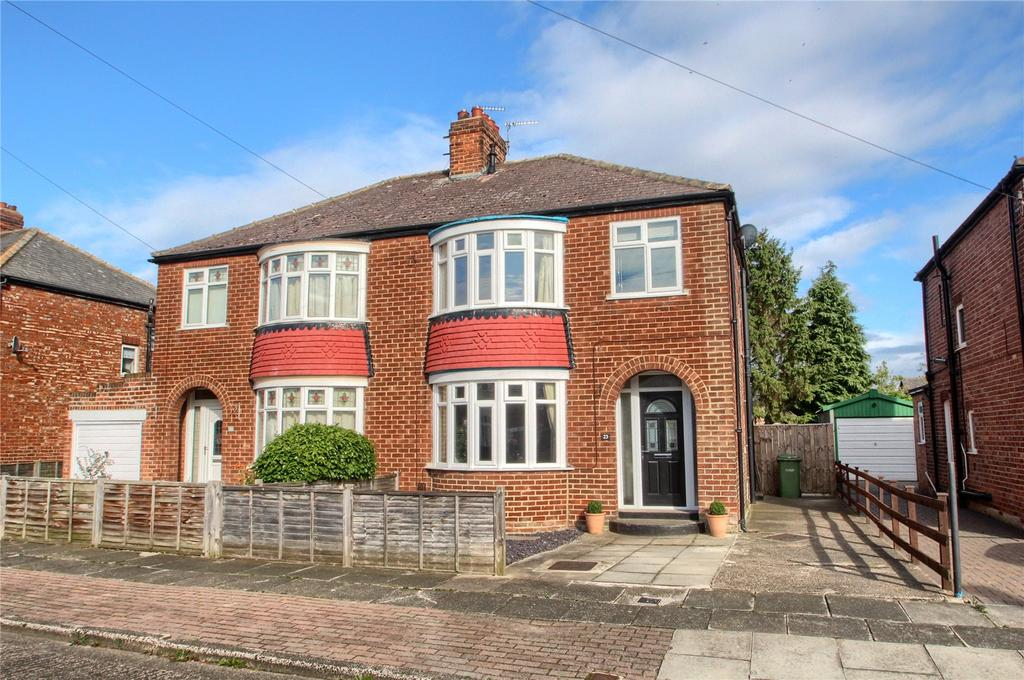 3 Bedrooms Semi Detached House for sale in Kendal Road, Stockton-on-Tees