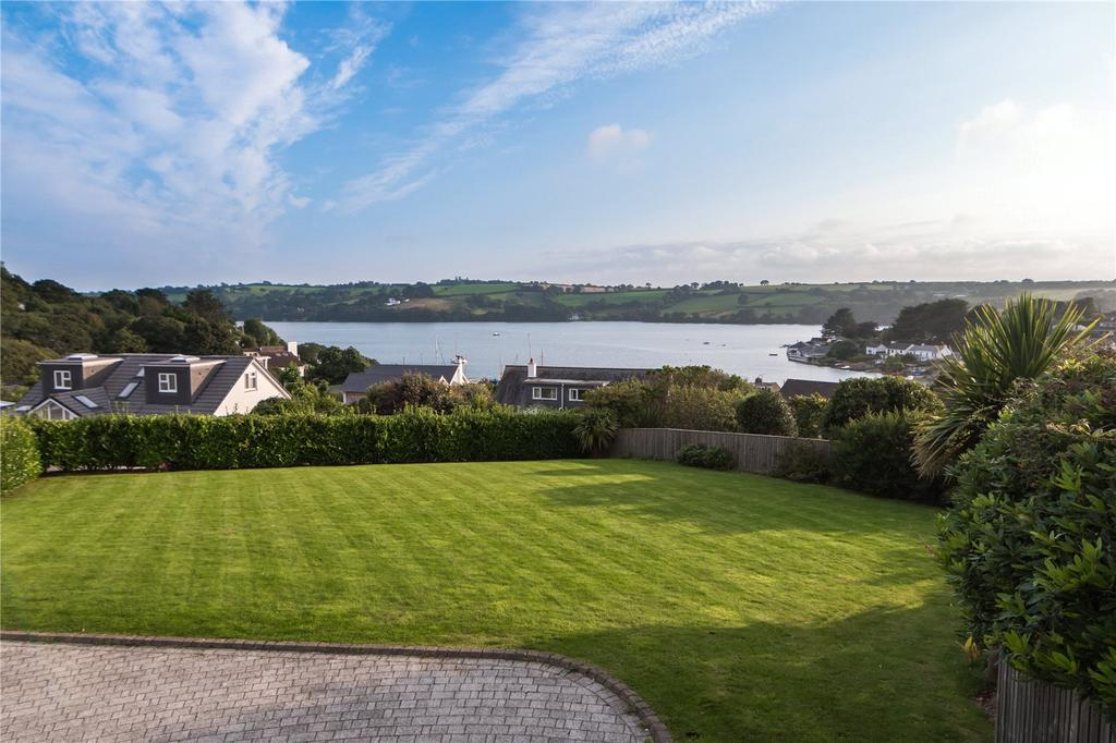 5 Bedrooms Detached House for sale in Trevallion Park, Feock, Truro, Cornwall, TR3