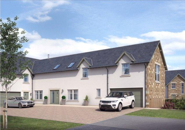 4 Bedrooms End Of Terrace House for sale in 14 Mains Of Mawcarse, Milnathort, Kinross-Shire, KY13