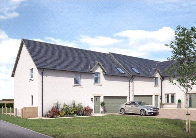3 Bedrooms House for sale in 13 Mains Of Mawcarse, Milnathort, Kinross-Shire, KY13