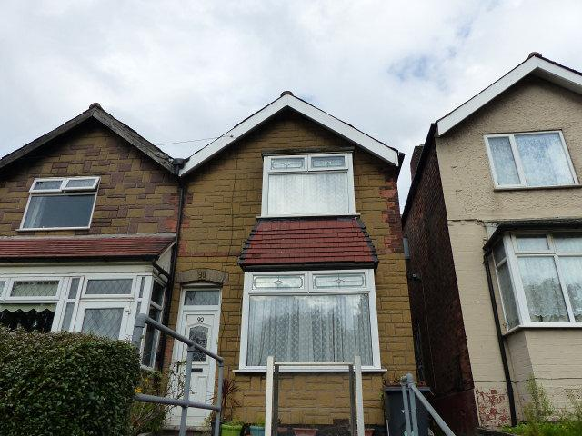 3 Bedrooms Semi Detached House for sale in Reservoir Road,Erdington,Birmingham