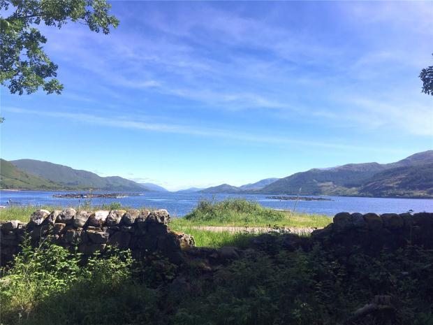 Plot Commercial for sale in Ardgour Development Plot, Fort William, Highland
