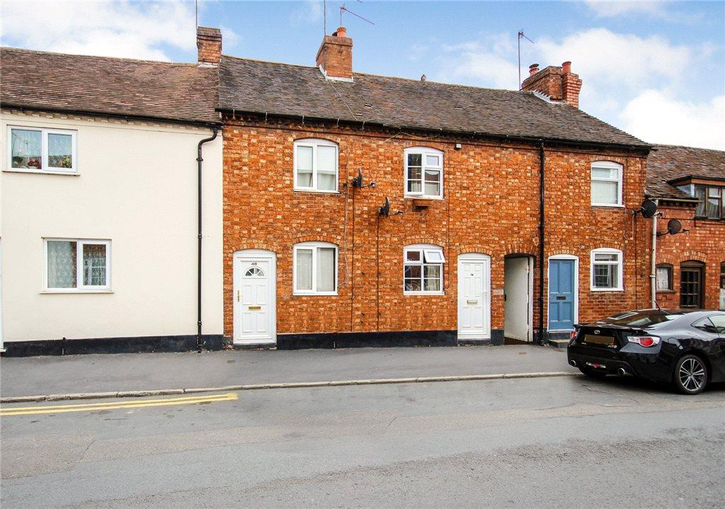 2 Bedrooms Terraced House for sale in Newlands, Pershore, Worcestershire, WR10