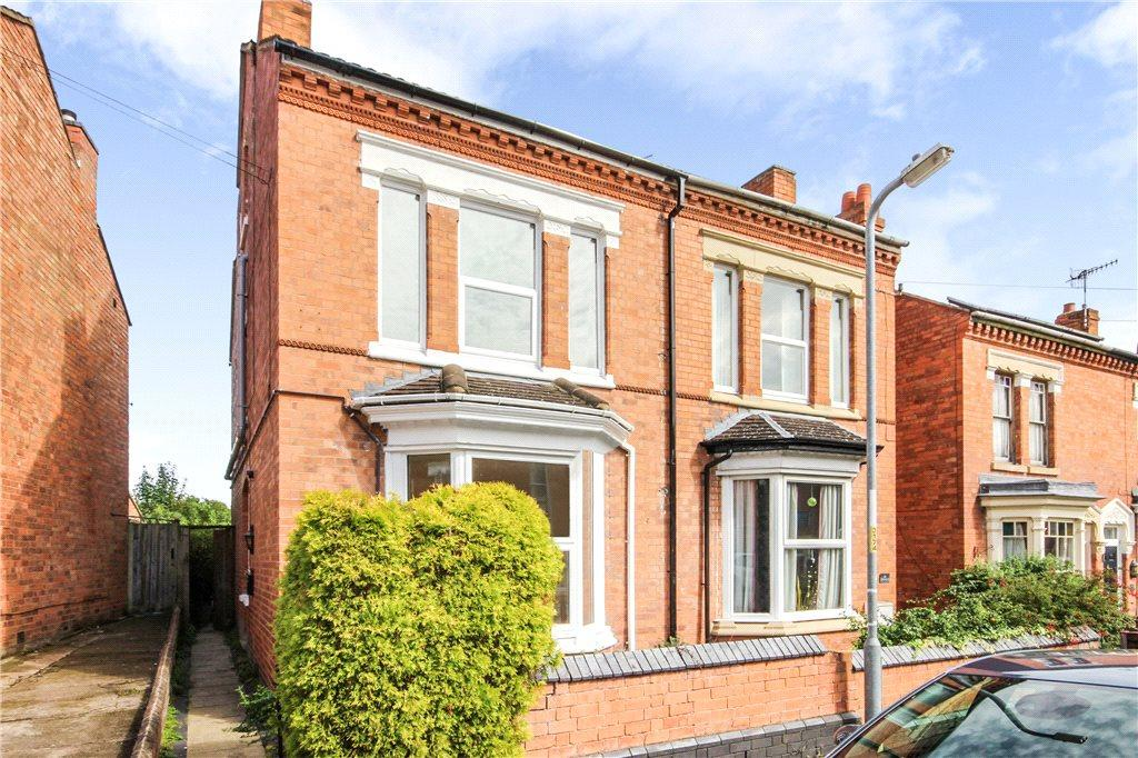 4 Bedrooms Semi Detached House for sale in Woolhope Road, Worcester, Worcestershire, WR5