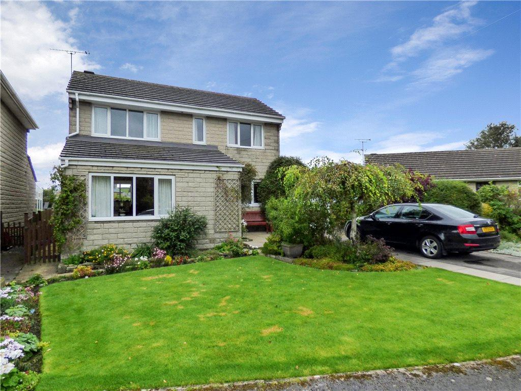 3 Bedrooms Detached House for sale in Sandholme Close, Giggleswick, Settle, North Yorkshire