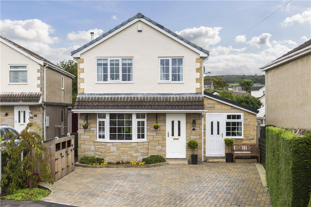 4 Bedrooms Detached House for sale in Waterside, Silsden, Keighley, West Yorkshire