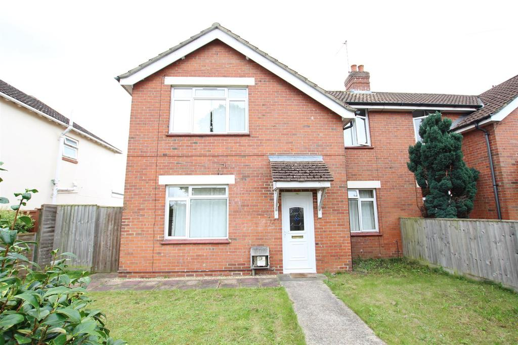 3 Bedrooms Semi Detached House for sale in Derby Road, Eastleigh