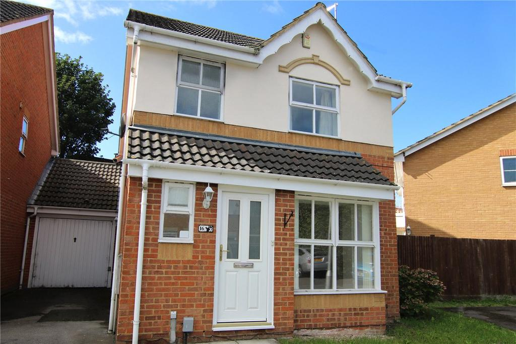 3 Bedrooms Detached House for rent in Denbeigh Place, Reading, Berkshire, RG1