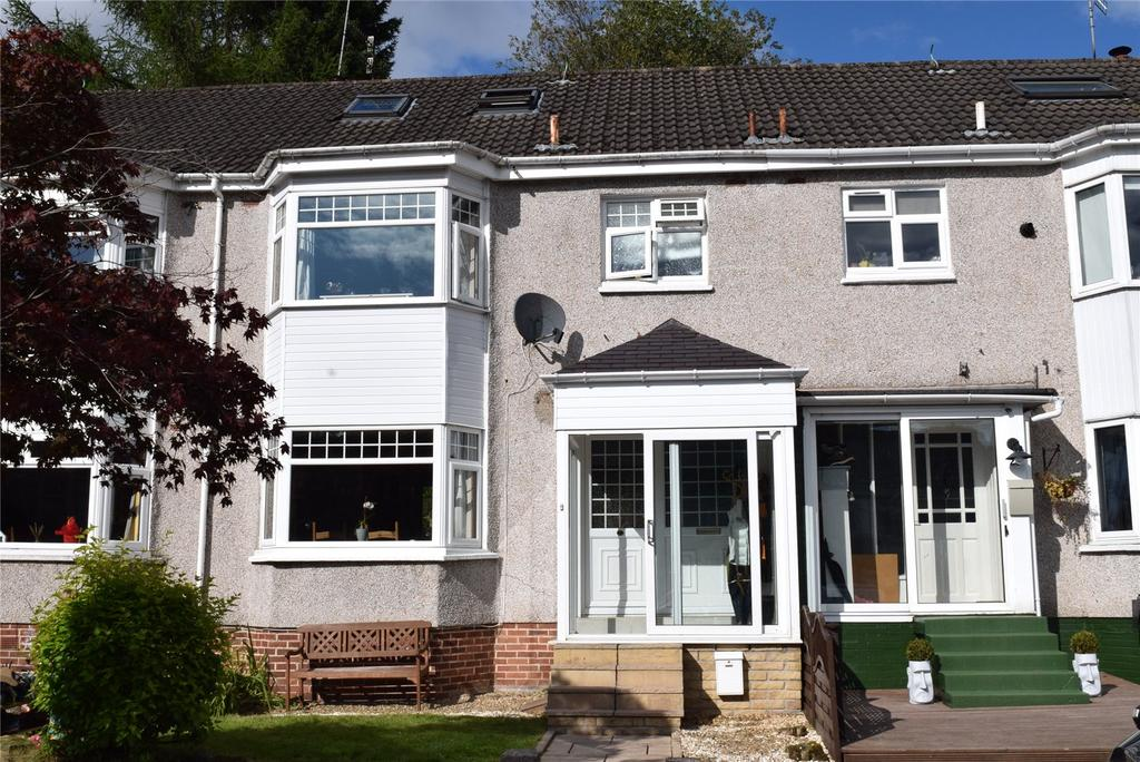 3 Bedrooms Terraced House for sale in Southview Drive, Strathblane, Glasgow