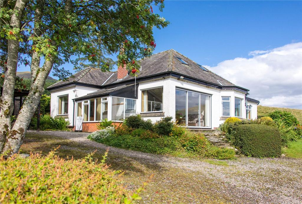 4 Bedrooms Detached House for sale in Law Na Croy, Lawers, Aberfeldy, Perthshire