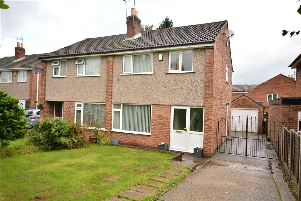 3 Bedrooms Semi Detached House for sale in Linton Grove, Leeds, West Yorkshire