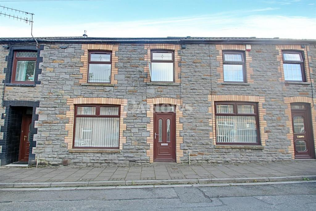 3 Bedrooms Terraced House for sale in Seaton Street, Maesycoed
