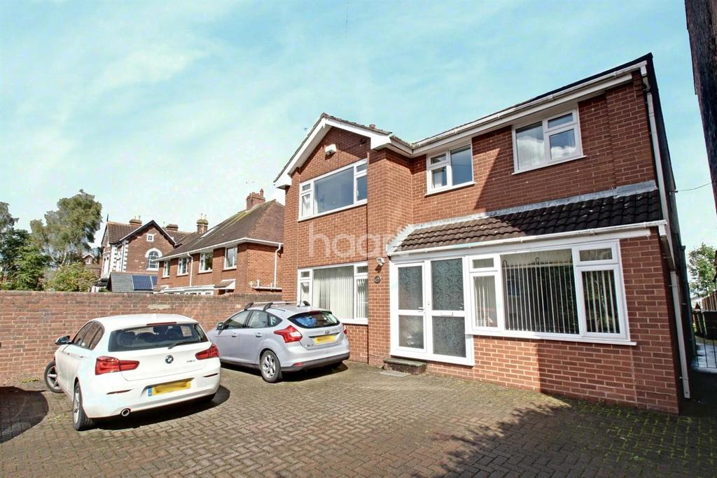 4 Bedrooms Detached House for sale in Polsloe Road