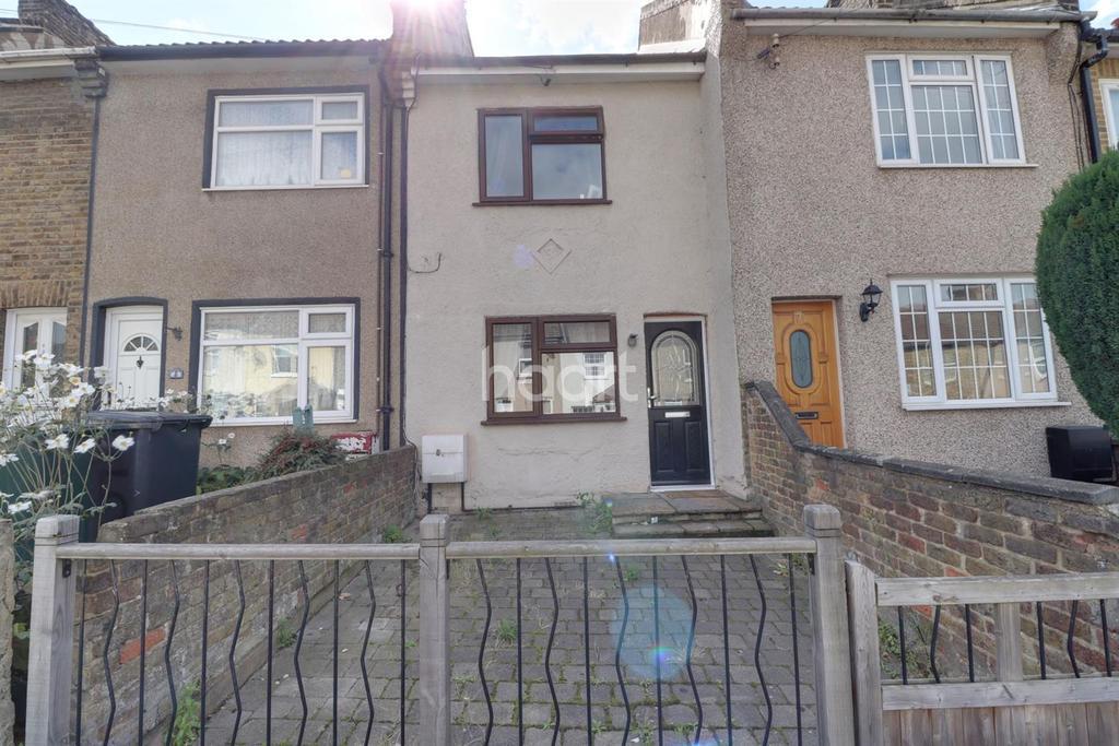 2 Bedrooms Terraced House for sale in Gladstone Road, Dartford, DA1