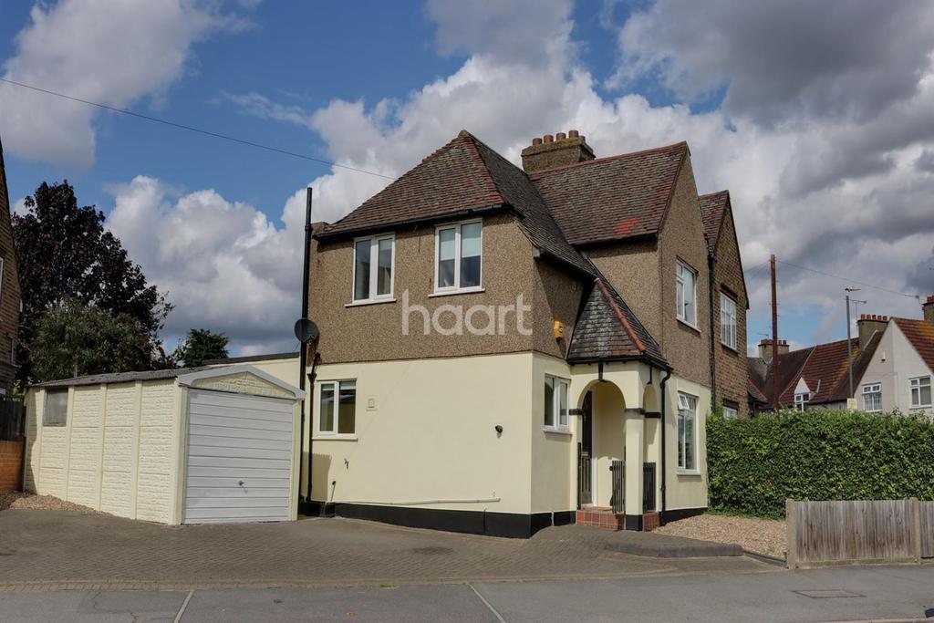 4 Bedrooms Semi Detached House for sale in Crayford Way, Dartford, DA1