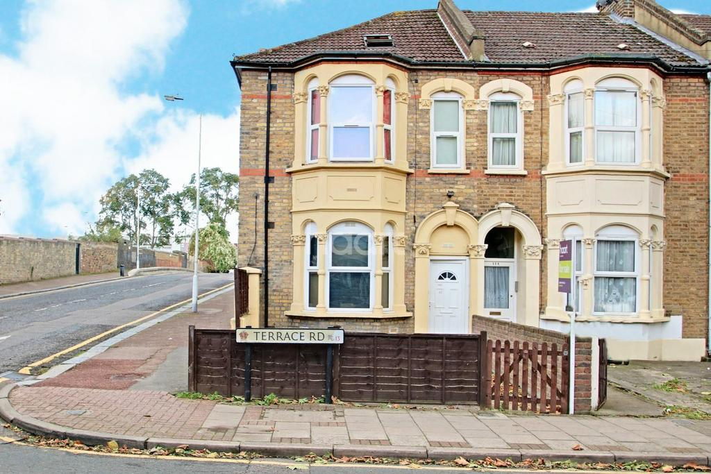 3 Bedrooms Flat for sale in Terrace Road, Upton Park