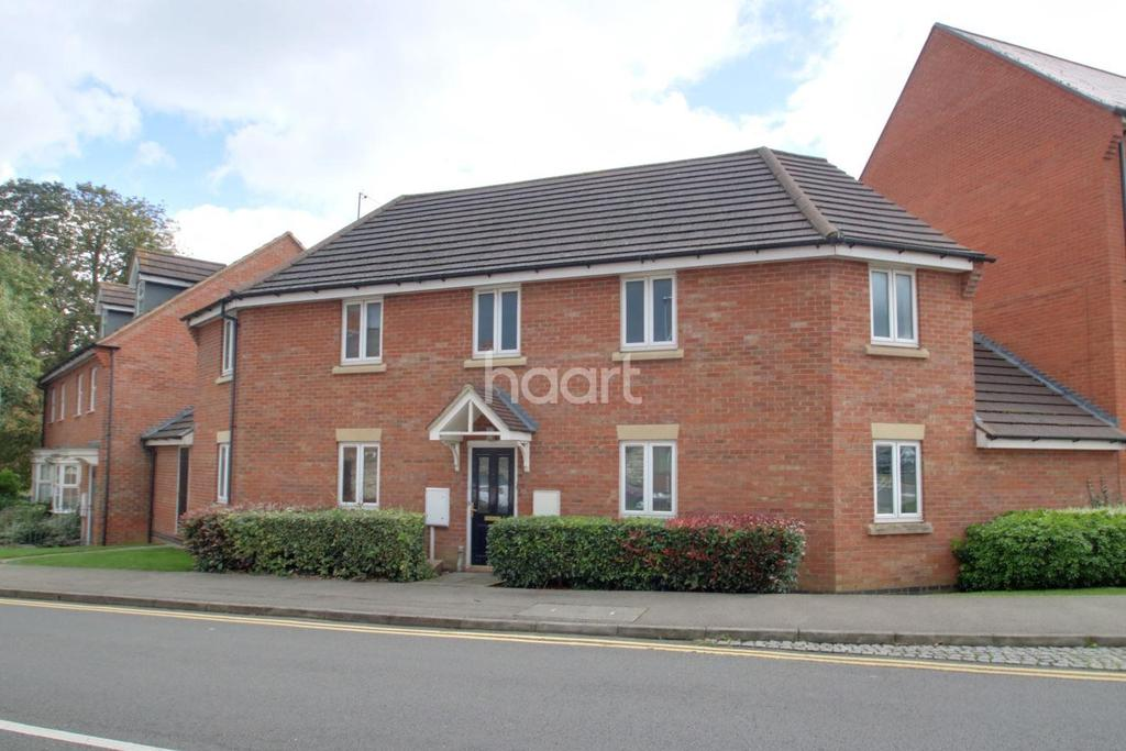 2 Bedrooms Flat for sale in Rectory Gardens, Irthlingborough