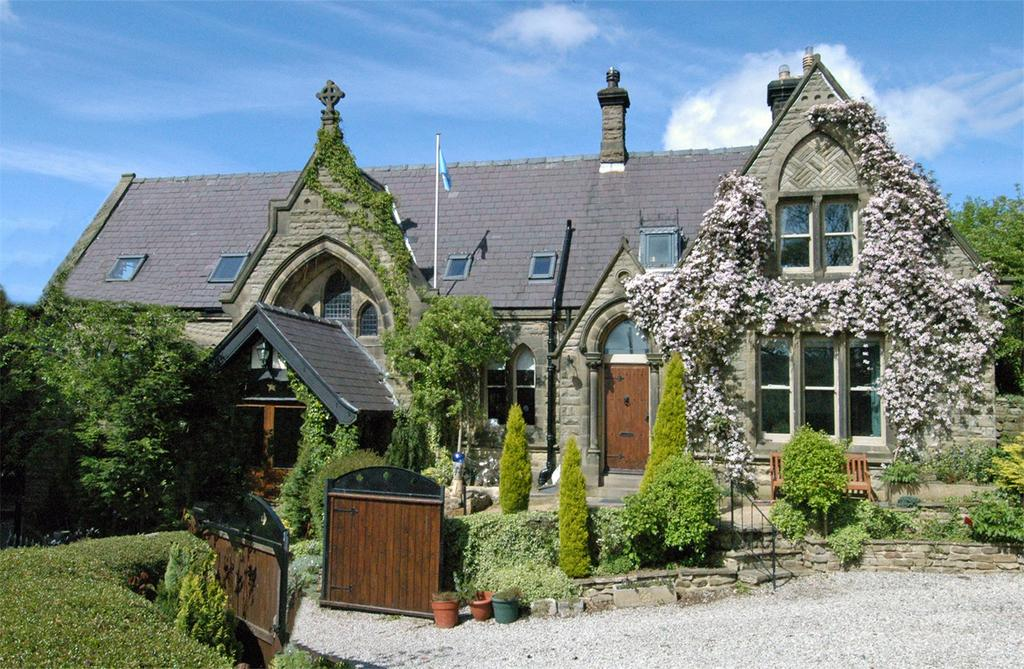 5 Bedrooms Detached House for sale in Panorama Walk, Pateley Bridge, Harrogate, North Yorkshire