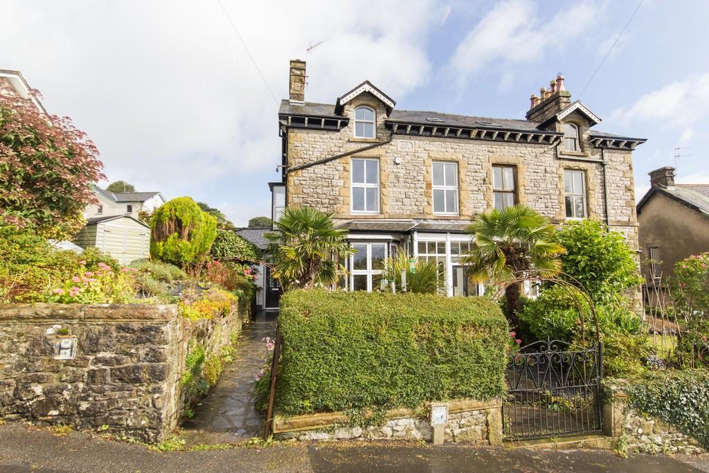 7 Bedrooms Semi Detached House for sale in High Bank, Methven Road, Grange-Over-Sands