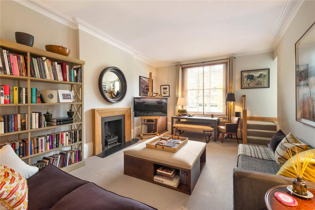 2 Bedrooms Flat for sale in Cornwall Gardens, South Kensington, London
