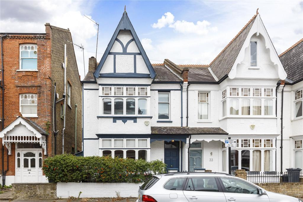 3 Bedrooms Semi Detached House for sale in Ennismore Avenue, Chiswick, London, W4