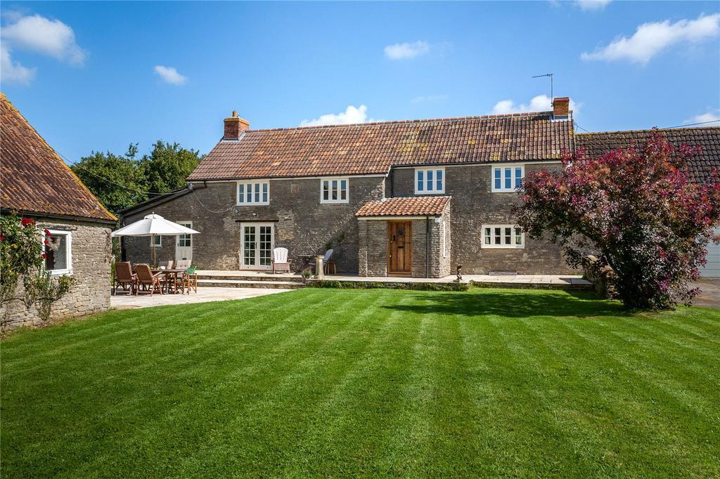 4 Bedrooms Detached House for sale in Nyland, Gillingham, Dorset, SP8