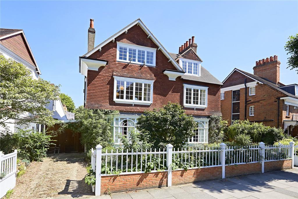 6 Bedrooms Detached House for sale in Woodstock Road, Bedford Park, London, W4