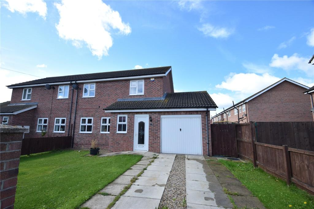 3 Bedrooms Semi Detached House for sale in Gregson Terrace West, Seaham, Co. Durham, SR7