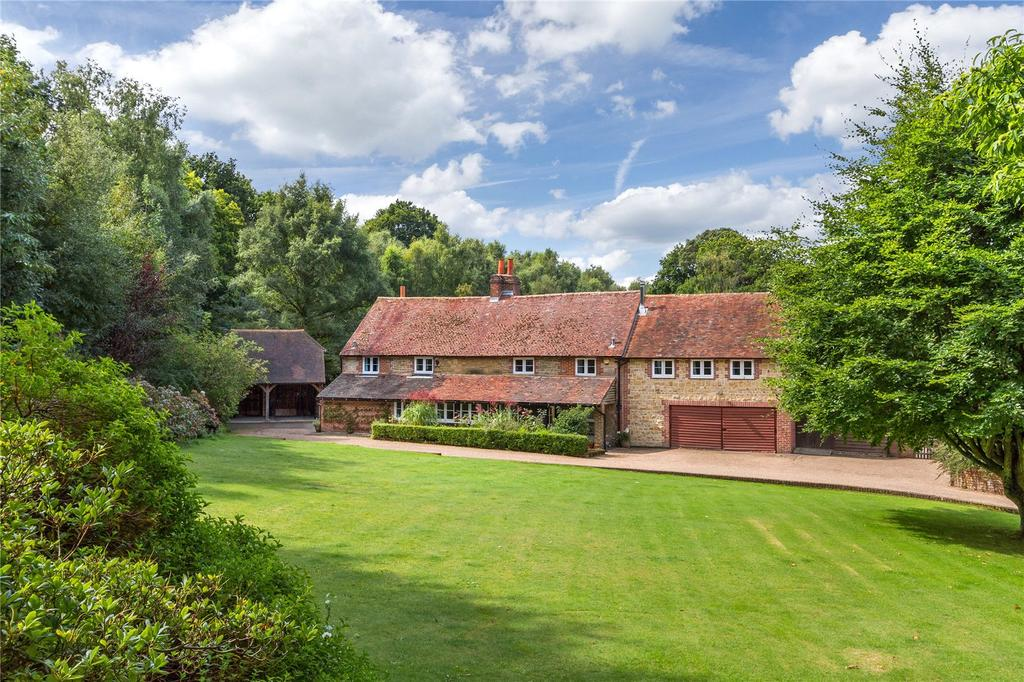 5 Bedrooms Detached House for sale in Kingspit Lane, Petworth, West Sussex, GU28