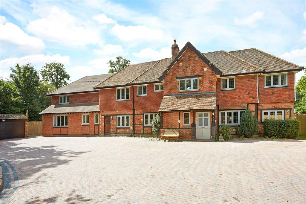 6 Bedrooms Equestrian Facility Character Property for sale in Langshott, Horley, Surrey, RH6