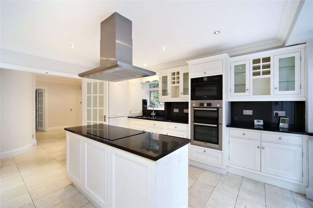 5 Bedrooms End Of Terrace House for sale in Holland Park Road, Kensington, London, W14