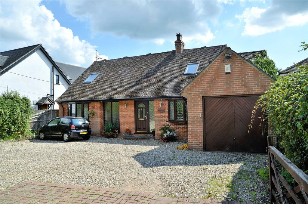 5 Bedrooms Detached House for sale in Southend Road, Bradfield Southend, Reading, Berkshire, RG7