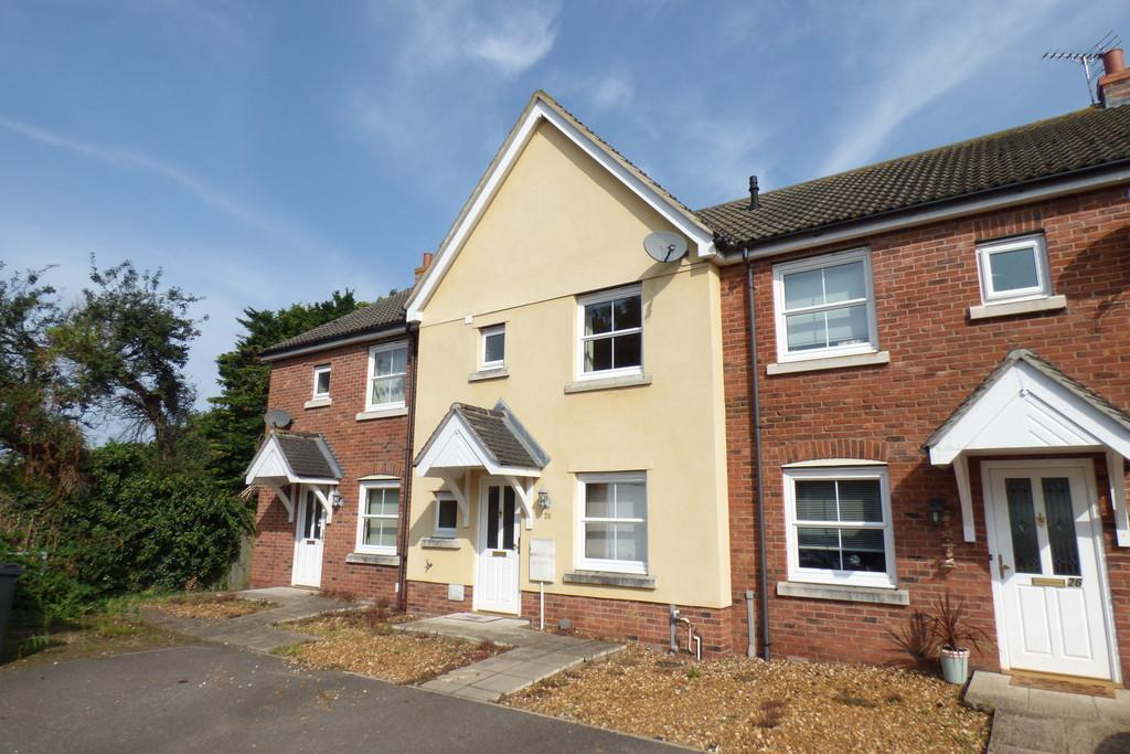 3 Bedrooms Terraced House for sale in Blenheim Close, West Row