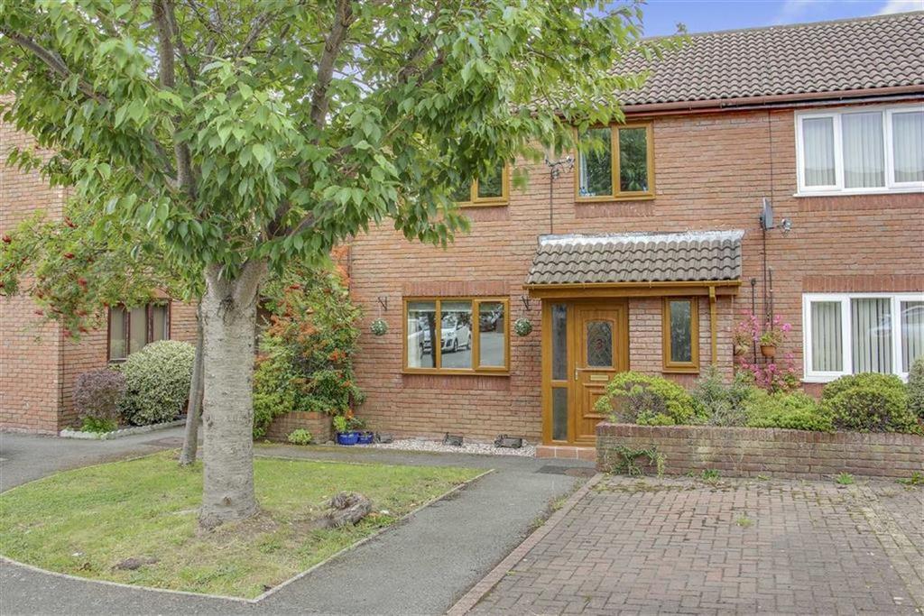 3 Bedrooms Terraced House for sale in Oak Tree Close, Shotton, Deeside, Flintshire