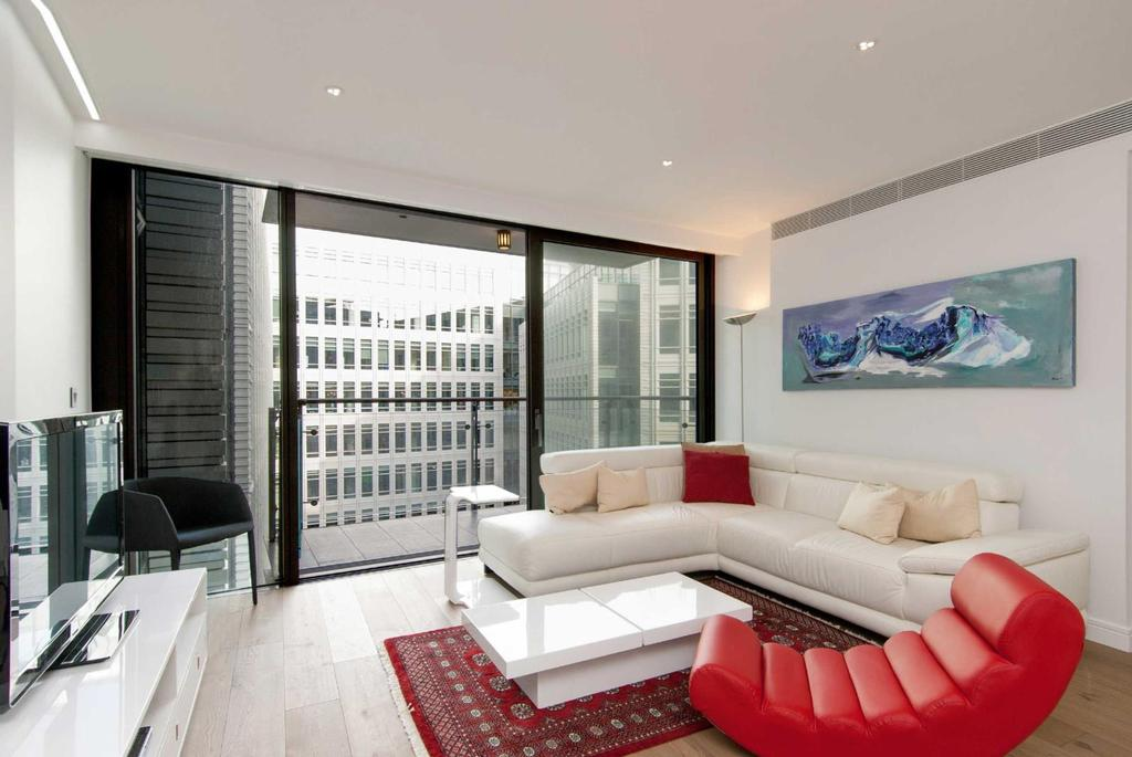 1 Bedroom Flat for sale in Central St Giles Piazza, WC2H