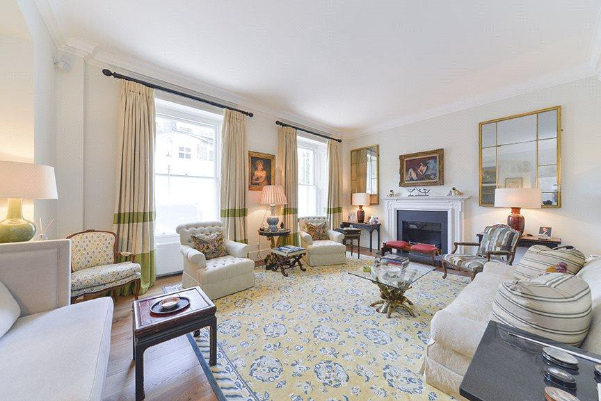 3 Bedrooms Apartment Flat for sale in Onslow Square, London, SW7