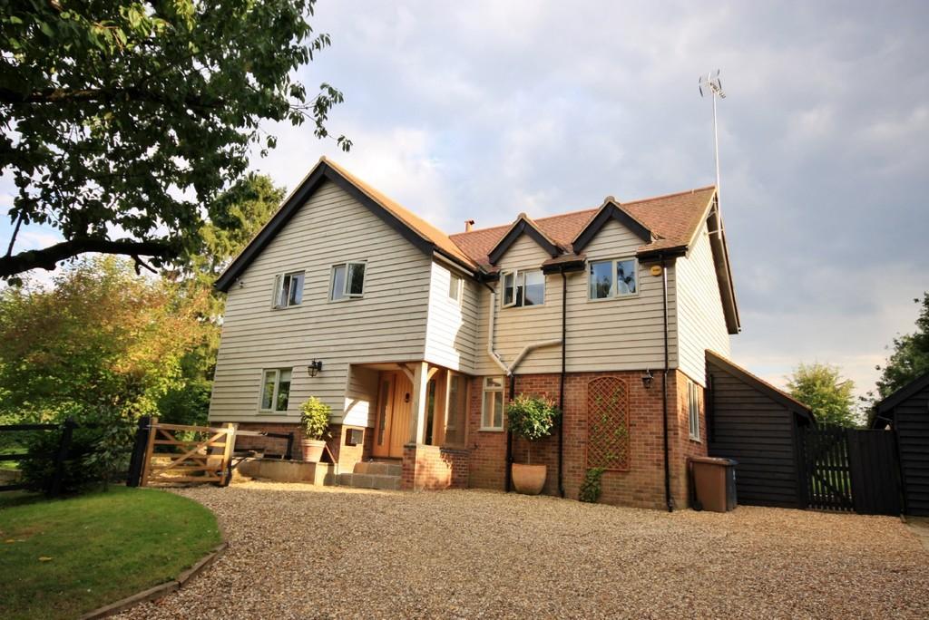 4 Bedrooms Detached House for sale in Aspenden, Herts