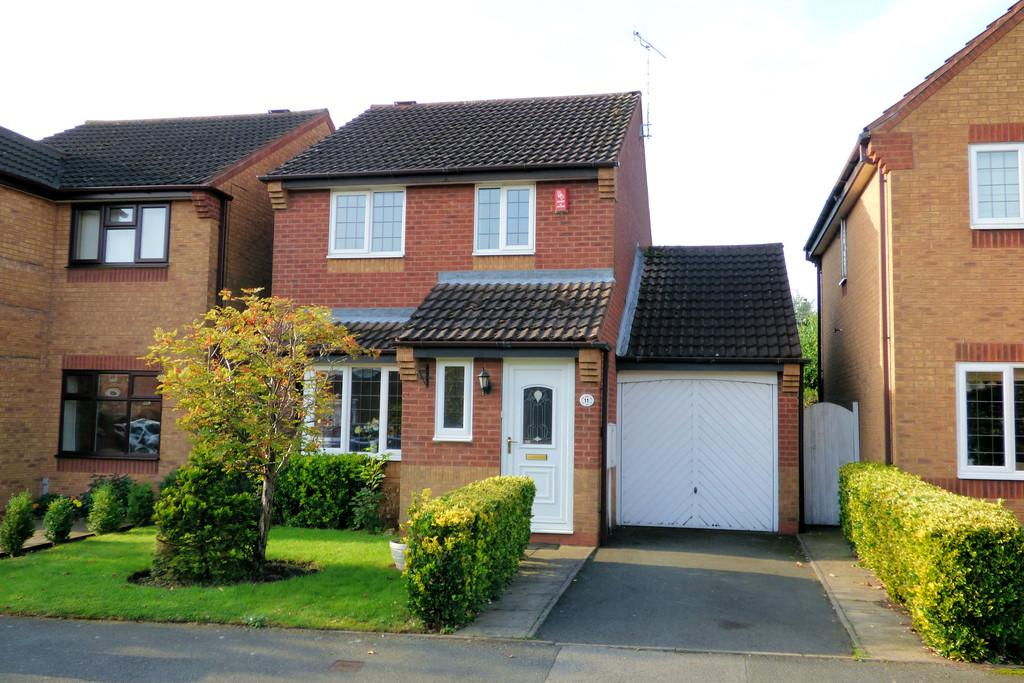 3 Bedrooms Detached House for sale in Lingfield Road, Branston