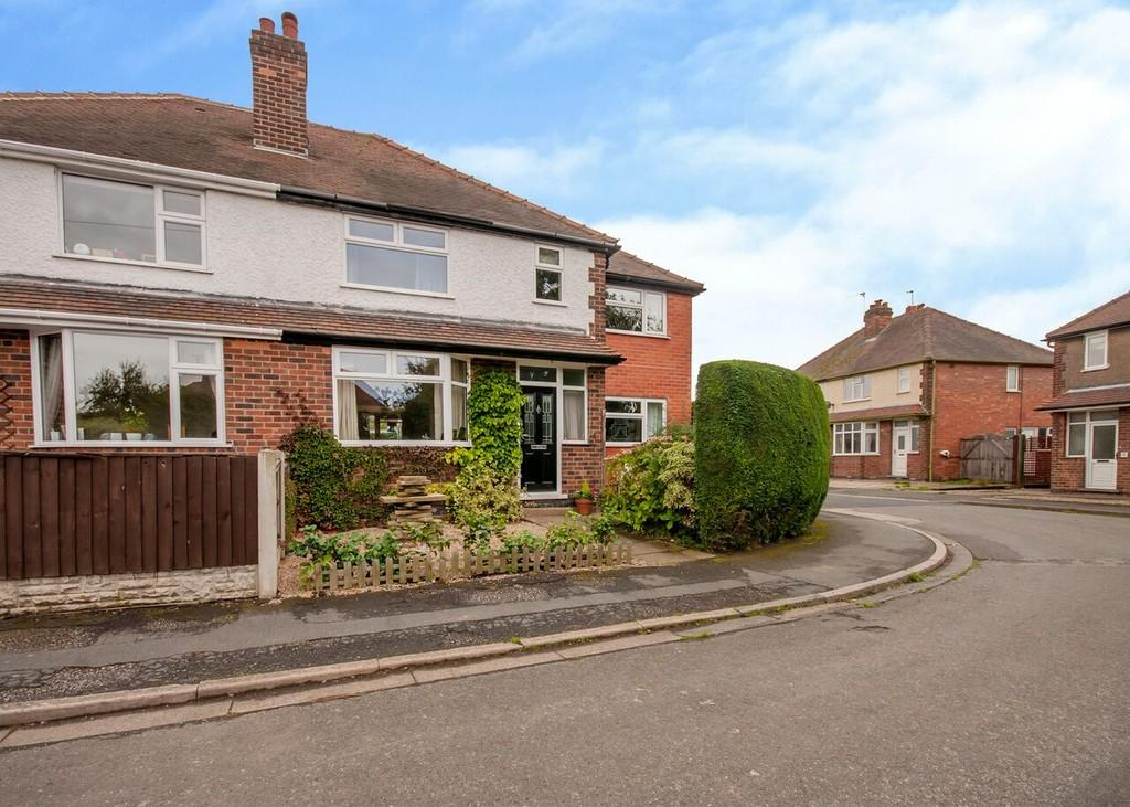 4 Bedrooms Semi Detached House for sale in Riverdale Road, Attenborough