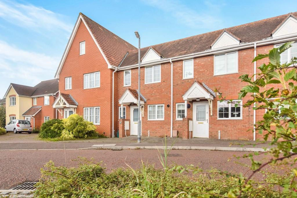 2 Bedrooms Terraced House for sale in Titus Way, Colchester, CO4 9WJ